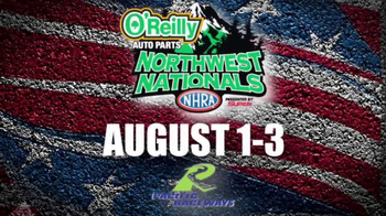 27th Annual NHRA Northwest Nationals thumbnail
