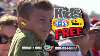 O'Reilly Auto Parts 27th Annual NHRA Northwest Nationals TV Spot - Thumbnail 6