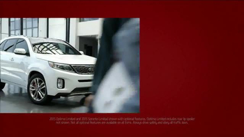 2015 Kia Optima Sign it & Drive it Sales Event TV Spot - Thumbnail 2