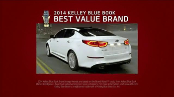 2015 Kia Optima Sign it & Drive it Sales Event TV Spot - Thumbnail 7