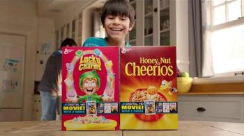General Mills TV Spot, 'Pick Your Digital HD Movie' - Thumbnail 2