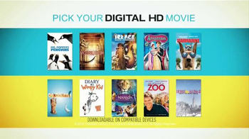 General Mills TV Spot, 'Pick Your Digital HD Movie' - Thumbnail 3