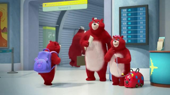 Charmin Ultra Strong TV Spot, 'Airport Security' - Thumbnail 1