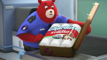 Charmin Ultra Strong TV Spot, 'Airport Security' - Thumbnail 4
