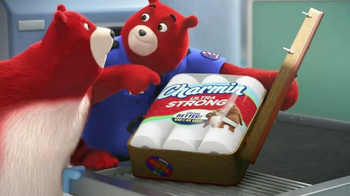 Charmin Ultra Strong TV Spot, 'Airport Security' - Thumbnail 5