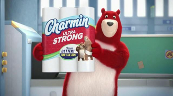 Charmin Ultra Strong TV Spot, 'Airport Security' - Thumbnail 6