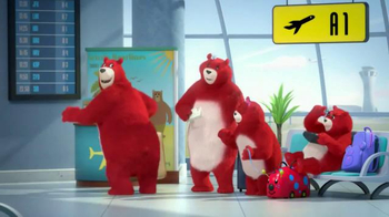 Charmin Ultra Strong TV Spot, 'Airport Security' - Thumbnail 9