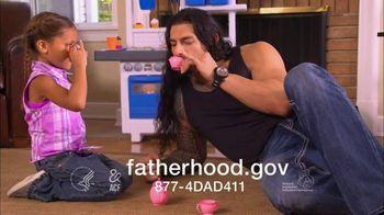 National Responsible Fatherhood Clearinghouse TV Spot, 'Tea Pot' Featuring Roman Reigns - Thumbnail 10