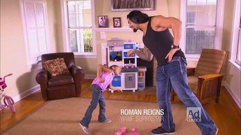 National Responsible Fatherhood Clearinghouse TV Spot, 'Tea Pot' Featuring Roman Reigns - Thumbnail 6