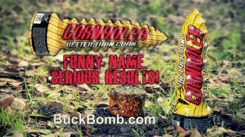 The Buck Bomb Cornholer TV Spot