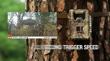 Bushnell Trophy Cam HD TV Spot, 'Three Times Faster' - Thumbnail 7
