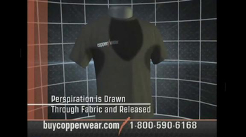 CopperWear TV Spot, 'Fight Back' - Thumbnail 7