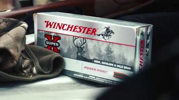 Winchester Power-Point TV Spot