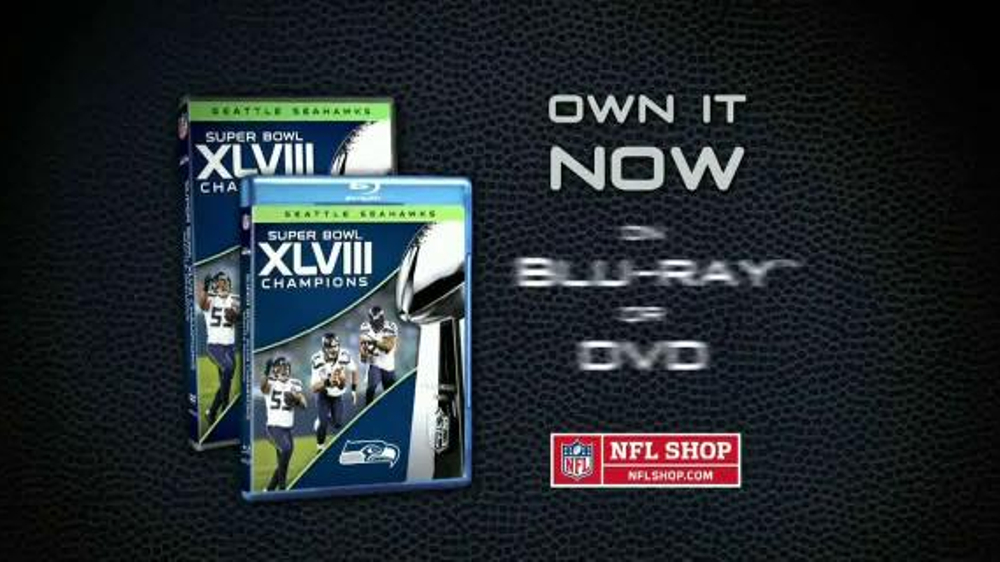 new product bb133 61201 NFL Shop Super Bowl XLVIII Champions Blu-ray and DVD TV Commercial - Video