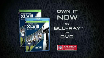 NFL Shop Super Bowl XLVIII Champions Blu-ray and DVD TV Spot - Thumbnail 10