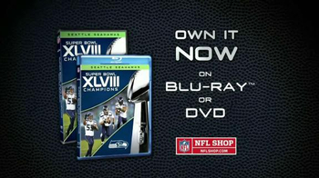 NFL Shop Super Bowl XLVIII Champions Blu-ray and DVD TV Spot - Thumbnail 9