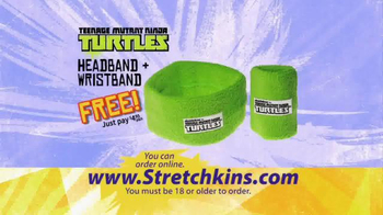 StretchKins Teenage Mutant Ninja Turtles TV Spot - Thumbnail 10