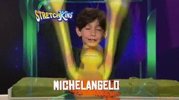 StretchKins Teenage Mutant Ninja Turtles TV Spot - Thumbnail 3