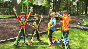 StretchKins Teenage Mutant Ninja Turtles TV Spot - 3036 commercial airings