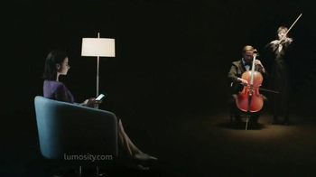 Lumosity TV Spot, 'Perspective Room' - Thumbnail 2