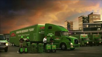 Servpro TV Spot, 'Residential to Commercial'