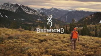 Browning TV Spot, 'The Road Less Traveled is the Way to Browning' - Thumbnail 10