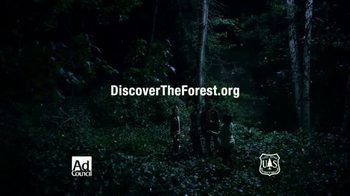 Discover the Forest TV Spot, 'Forest Light Show' - Thumbnail 10