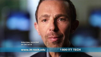ITT Technical Institute TV Spot, 'Education for Success' - Thumbnail 1