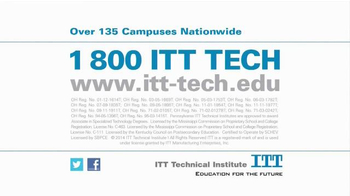 ITT Technical Institute TV Spot, 'Education for Success' - Thumbnail 10