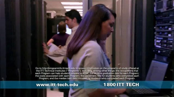 ITT Technical Institute TV Spot, 'Education for Success' - Thumbnail 3