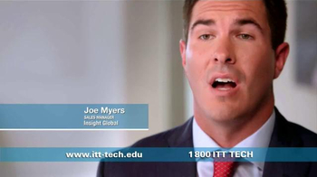 ITT Technical Institute TV Spot, 'Education for Success' - Thumbnail 6