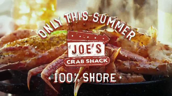 Joe's Crab Shack TV Spot, 'Grill Daddy Steampot' - Thumbnail 9