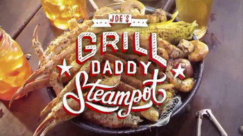 Joe's Crab Shack TV Spot, 'Grill Daddy Steampot' - Thumbnail 5