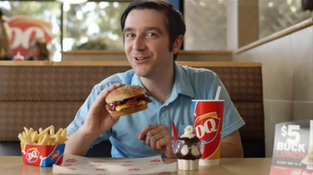Dairy Queen $5 Buck Lunch TV Spot, 'You Like Bacon?' - Thumbnail 3