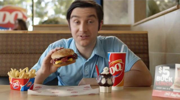 Dairy Queen $5 Buck Lunch TV Spot, 'You Like Bacon?' - Thumbnail 4