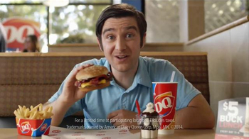 Dairy Queen $5 Buck Lunch TV Spot, 'You Like Bacon?' - Thumbnail 7