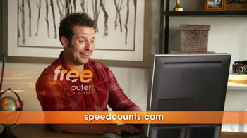 SpeedCounts.com TV Spot, 'Help Has Arrived' Featuring John O'Hurley - Thumbnail 2