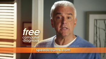 SpeedCounts.com TV Spot, 'Help Has Arrived' Featuring John O'Hurley - Thumbnail 3