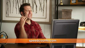 SpeedCounts.com TV Spot, 'Help Has Arrived' Featuring John O'Hurley - Thumbnail 5