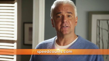 SpeedCounts.com TV Spot, 'Help Has Arrived' Featuring John O'Hurley - Thumbnail 6