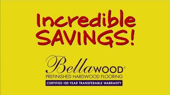 Lumber Liquidators TV Spot, 'Incredible Savings' - Thumbnail 2