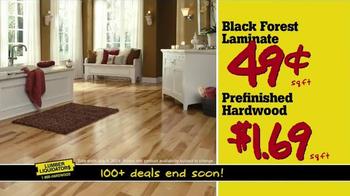 Lumber Liquidators TV Spot, 'Incredible Savings' - Thumbnail 5