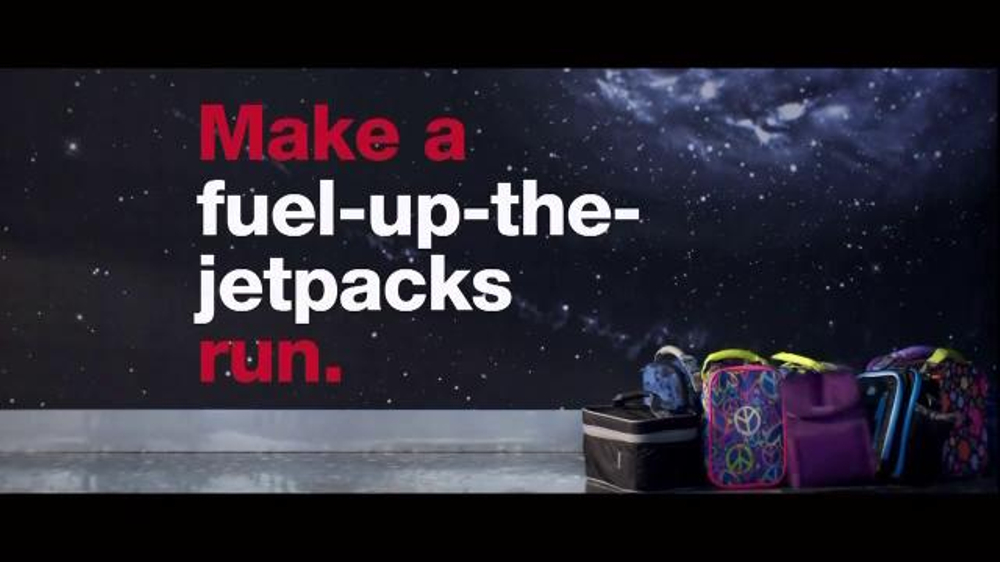 Target Tv Commercial Fuel Up The Jetpacks Song By