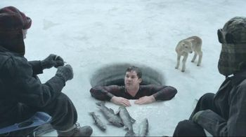 Verizon XLTE TV Spot, 'Hero Fantasy: Ice Fishing Gravity' - 1044 commercial airings