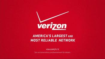 Verizon XLTE TV Spot, 'Hero Fantasy: Ice Fishing Gravity' - Thumbnail 10