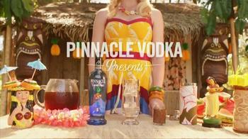 Pinnacle Vodka TV Spot, 'Tropical Tiki-Tini' - Thumbnail 1