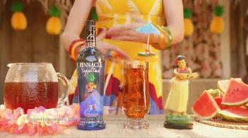 Pinnacle Vodka TV Spot, 'Tropical Tiki-Tini' - Thumbnail 8