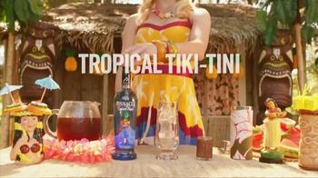 Pinnacle Vodka TV Spot, 'Tropical Tiki-Tini'