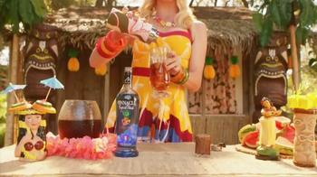 Pinnacle Vodka TV Spot, 'Tropical Tiki-Tini' - Thumbnail 6