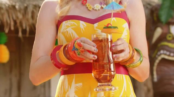 Pinnacle Vodka TV Spot, 'Tropical Tiki-Tini' - Thumbnail 7